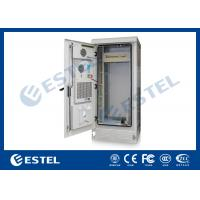 Wholesale Professional PDU IP55 Outdoor Telecom Cabinet Grey Color 1800X900X900 mm from china suppliers