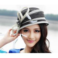 Wholesale 2015 Vintage Cute Lady Sinamay Hats/Sinama Hat/Sinamy Hat from china suppliers