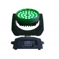 Wholesale IP33 Moving Head Zoom Led Wash Light Dmx Colorful For Stage Lighting High Brightness from china suppliers