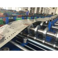 Wholesale Automatic Adjustable Size Cable Tray Roll Forming Machine With Hydraulic Punching from china suppliers