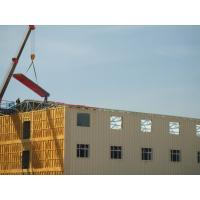 Wholesale Light Steel Prefabricated Apartment Buildings , Snow Resist Portable House from china suppliers