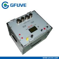 Buy cheap 5000A TEST-905 current injecter primary primary injaction test system with small cart and 15KVA Power from wholesalers