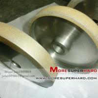 Wholesale Electroplated bond CBN grinding Wheel,Electroplated CBN tools from china suppliers