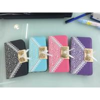 Wholesale leather ( pu ) mobile case with card slot from china suppliers