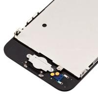 For OEM iPhone 5 LCD Screens Replacement, iPhone 5 Display Assembly with Home Button - Black - Grade A