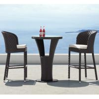 Wholesale simple design rattan outdoor bar furniture (BF-008) from china suppliers