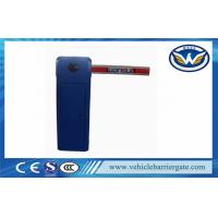 Wholesale OEM Blue Housing Vehicle Barrier Gate With Traffic Light Signal from china suppliers