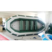 Wholesale Lightweight 440cm 6 Person Inflatable River Boats With Airmat Floor from china suppliers