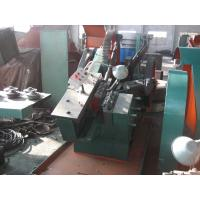 Wholesale High Precision Screw Threading Machine , Nut Manufacturing Machine High Productivity from china suppliers