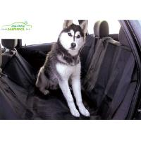 Wholesale Custom Printed Pet Car Accessories Dog Car Seat Covers For Honda / Ford from china suppliers