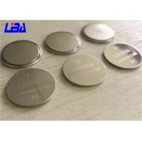 Wholesale Clocks Rechargeable Lithium 3v Battery , Button Cell Battery  For Switch Board from china suppliers