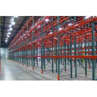 Wholesale USA Q235B Steel Teardrop Pallet Rack for Warehouse from china suppliers