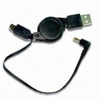 Wholesale Retractable Power and Data Cable, Compatible with PSP from china suppliers