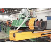 Quality Industrial Tube And Pipe Bending Machines For Single Control Axle Induction Pipe Bending for sale