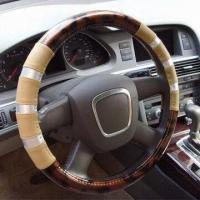 Wholesale Steering Wheel Cover, Easy to Install, Used and Wash, Available in Various Designs from china suppliers
