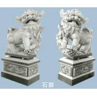 Wholesale lion  stone statue from china suppliers