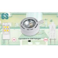 Quality High CRI G4//G6.35/G9/E11/E12/E14/E17/B15 Indoor LED lights 12/24V 110/220V AC for sale