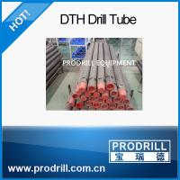 Wholesale Outter Dia 89mm DTH Drill Pipe for Well Drilling from china suppliers
