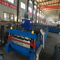 Buy cheap Hot sale factory direct price customized color corrugated metal sheet machine from wholesalers