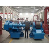 Wholesale Lead Screw Conventional Welding Rotators / Rollers Rubber Wheels from china suppliers