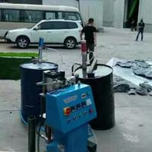 Wholesale CNMC 2600 polyurethane pu spray coating  equipment insulation machine from china suppliers