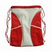Wholesale Gym Bag, Made of Durable 420D Polyester, Used for Putting Sport Cloths, with 2 Mesh Pocket from china suppliers