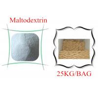Wholesale White / Light Yellow Shadow Maltodextrin Food Additive / Concrete Admixture from china suppliers