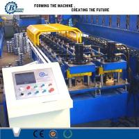Wholesale Light Automatic Stud And Track Roll Forming Machine Aluminium Furring Channel from china suppliers