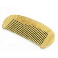 Wholesale 2012 Promotional Wooden Comb from china suppliers