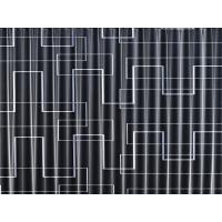 Wholesale Circular Brushed Colored Stainless Steel Sheet For Interior / Exterior Building Decoration from china suppliers
