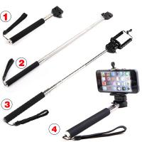 Wholesale Extendable Monopod Mobile Phone Accessories Holder Stand Clip Tripod Bracket from china suppliers