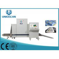 Wholesale Multiple Size Luggage X Ray Scanner Airport Baggage Scanner With 38 Steel Penetration from china suppliers