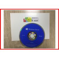 Wholesale Microsoft Windows Server 2012 R2 Standard DVD OEM COA 5 Cals OEM Box from china suppliers
