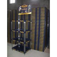 Wholesale Food Plastic Display Stands Racks , Toy Store Display Fixture from china suppliers