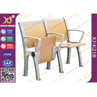 Wholesale 530 MM Center Multipurpose Foldable Student Desks And Chairs For Lecture Hall from china suppliers
