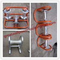 Wholesale Corner Roller With Plug-In Hinges,Cable Guide ,Cable Laying ,Corner Roller from china suppliers