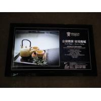 Wholesale Slatwall Outdoor / Indoor MDF Wood Digital Signage Displays With LED from china suppliers
