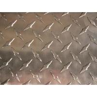Wholesale 3T - 304 2B finish Stainless Steel checker Plate with Mill Edge Or Slit Edge from china suppliers