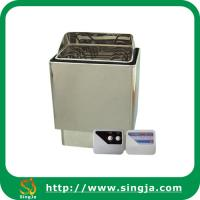 Buy cheap Stainless Steel Sauna Heater With Outer Controller from wholesalers