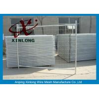 Wholesale High Temperature Temporary Fencing Panels For Home Garden Easy Assemble from china suppliers