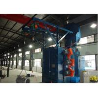Wholesale Single / Double Hook Type Shot Blasting Machine With PLC Electrical Control from china suppliers