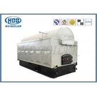Wholesale Environmentally Friendly Biomass Fuel Wood Chip Steam Boiler Natural Circulation from china suppliers