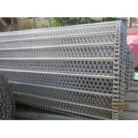 Wholesale Chain Edge Conveyor Belts,Chain Driven Wire Belts,Stainless Tunnel Freezer Belting from china suppliers