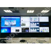 Wholesale Conference / meeting room display samsung video wall 3500 : 1 contrast ud55c b from china suppliers