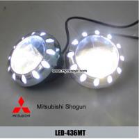 Wholesale Mitsubishi Shogun car front fog lamp assembly LED daytime running lights for sale from china suppliers