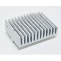 Wholesale Anodized Aluminium Heatsink Extrusion Profiles With Finished Machining from china suppliers