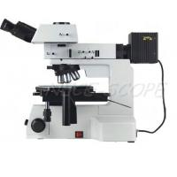 Wholesale Iris Diaphragm Metallurgical Optical Microscope , Dark Field Microscopy PL100 / 22mm from china suppliers