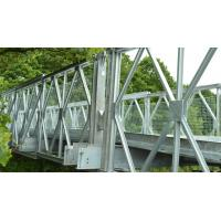 Wholesale Bolt Connect Bailey Bridge Components Ease Assembly GB Standard from china suppliers