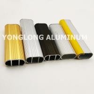 Buy cheap Square Wardrobe Aluminium Frame Profile For Decorative Material / Aluminum Sliding Window Profile from wholesalers
