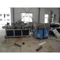 China Single Wall Corrugated Plastic Pipe Manufacturing Machine for Cable on sale